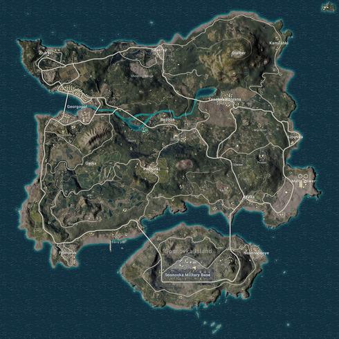 Imagini pentru pubg maps